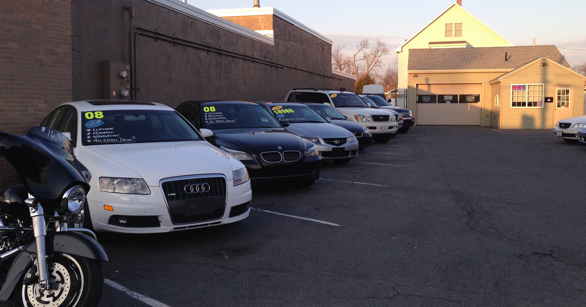 Best Car Dealerships In Worcester County Ma